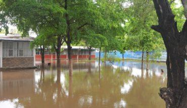 Hoy reanudan clases en Los Mochis tras suspensión de ayer