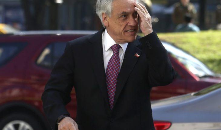 """Hugo Gutiérrez will ask prosecutors to investigate secret recordings of Piñera """"LAN case"""""""