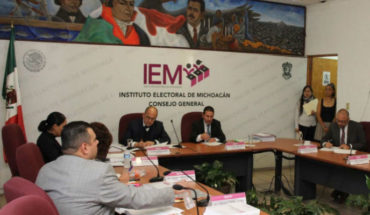 IEM approves amendments to assignment in councils of PRD and Morena