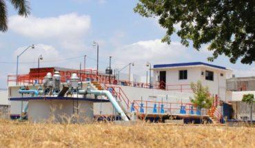 Japac continúa trabajos para regularizar servicio de agua