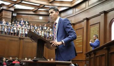 Javier Paredes identifica en el Tercer Informe de Gobierno una oportunidad para detallar avances y pendientes