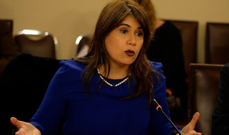 Javiera Blanco dismissed have been summoned to testify by jubilazo in gendarmerie and submit complaint for leaks