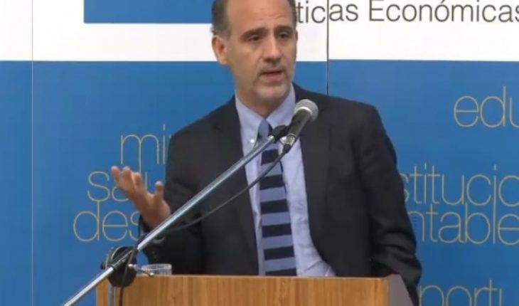 Jorge Selaive discusses the great need of capital which will require BancoEstado