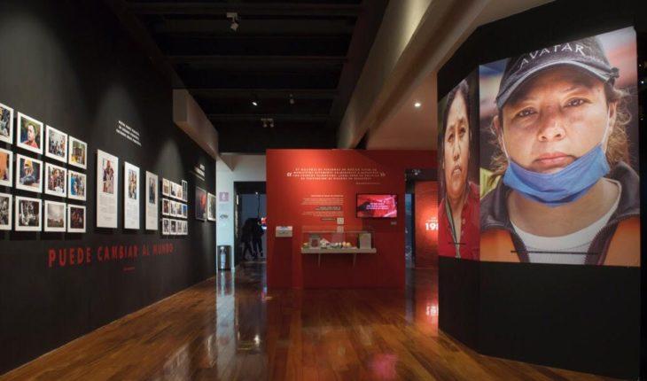 La exposición que recuerda a las víctimas del 19S