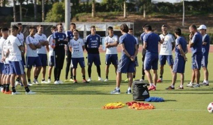La nueva lista de convocados para la Selección Argentina
