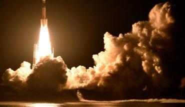 Lanzan nave espacial con alimentos para astronautas