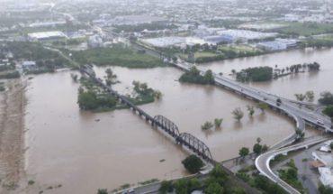 Lo que originó el tormentoso ciclón tropical que azotó Sinaloa