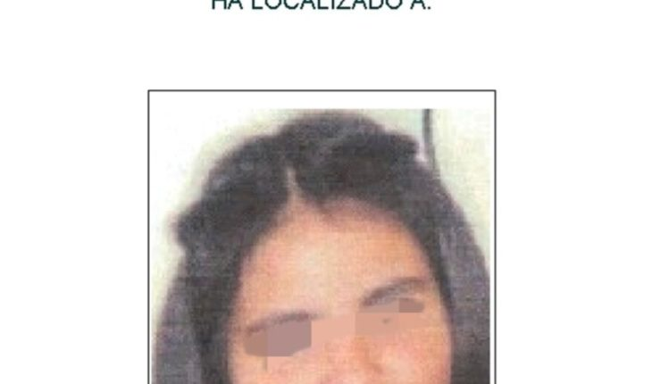 Located three children reported as missing in CDMX