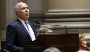 Lorenzetti announced that he will leave the Presidency of the Supreme Court: the celebration of Carrió