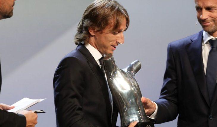 Luka Modric acepta una condena por fraude fiscal