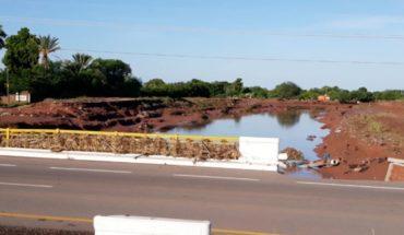 Más de 14 mil hectáreas dañadas por las lluvias en la zona norte