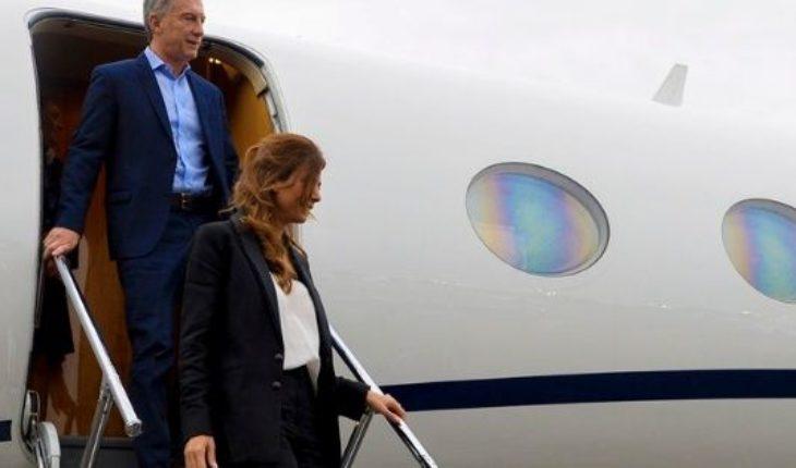 Macri da inicio a su gira oficial por los Estados Unidos