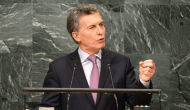 Macri viaja a Nueva York para participar de la Asamblea General de la ONU
