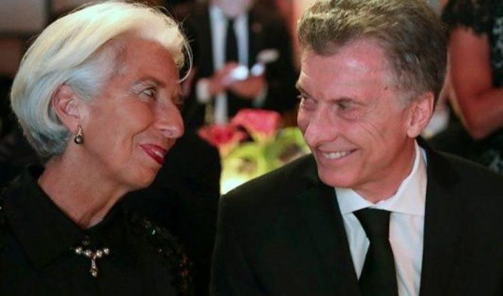 Macri y Lagarde, juntos en Nueva York