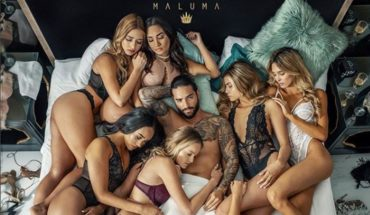 """Maluma begin tour amid criticism for the """"sexist"""" content of his lyrics"""