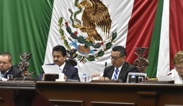Members authorized APP by 1740 million pesos for video surveillance of Michoacán