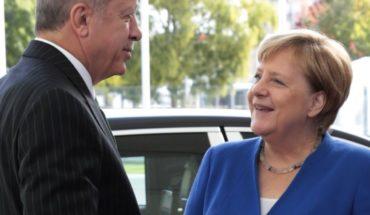 Merkel y Erdogan se reúnen en Berlín