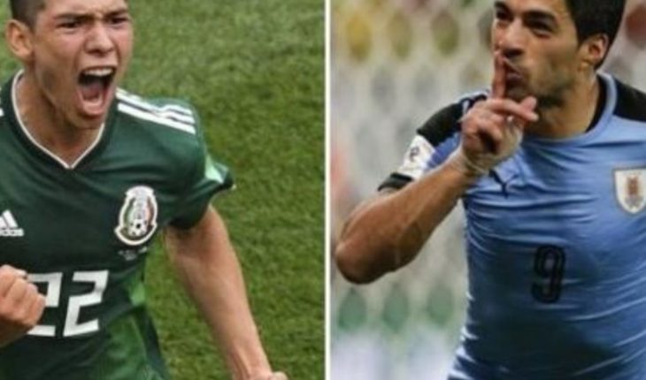 Mexico vs Uruguay, collide by date FIFA international friendly