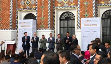 Mexico will be the continental capital of smart cities