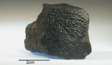Millionaire meteorite, lost among debris in Brazil