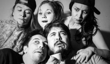 """Montaje """"Obra y gracia de la plutocracia"""" de compañía Teatro de Mal Gusto en Taller Siglo XX"""