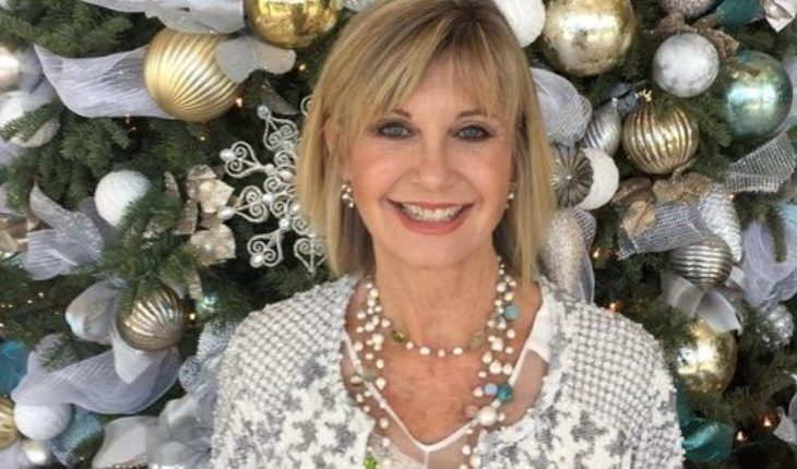 """Olivia Newton-John revealed that he was diagnosed cancer for the third time: """"Still in treatment"""""""