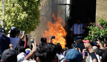 One of the alleged instigators and perpetrators of the lynching in Puebla dies Puebla