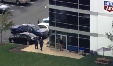 Otro tiroteo en EEUU: una mujer mata a tres personas y se suicida en Maryland