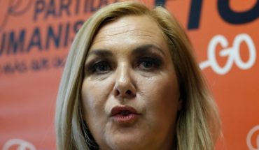 Pamela Jiles renounced family Commission penalty after incident with Urrutia