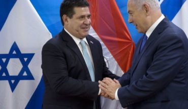 Paraguay announces that its Embassy returns to Tel Aviv