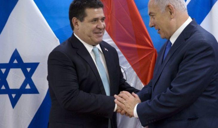Paraguay announces that its Embassy returns to Tel Aviv