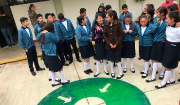 Participaron más de 11 mil Escuelas de Educación Básica en Michoacán en el Macrosimulacro Nacional