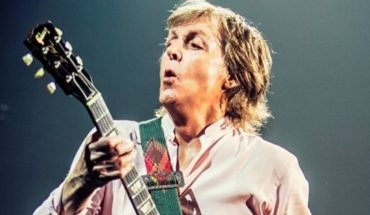 Paul McCartney released a new album, and presents it on Youtube