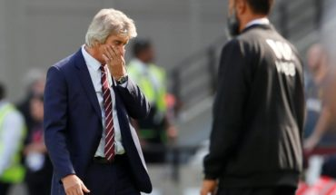 Pellegrini on the tightrope: West Ham falls down as local by adding four consecutive defeats