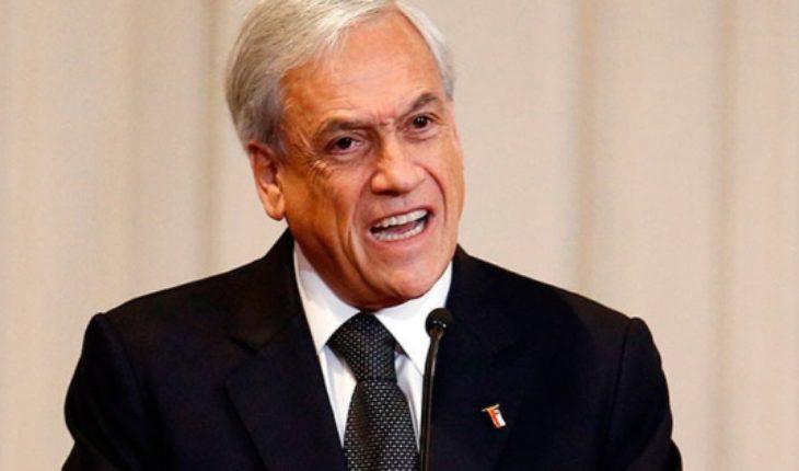 """Piñera responde a invitación de diálogo de Morales: """"Los países honorables honran los tratados que firman"""""""