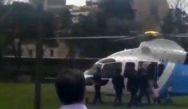 Polémica: Macri y el uso personal de un helicóptero oficial