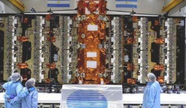 Pondrán en órbita un satélite argentino: conocé al SAOCOM 1A