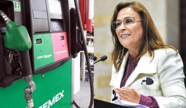 Próxima Secretaria de Energía en México justifica la permanencia del impuesto a la gasolina