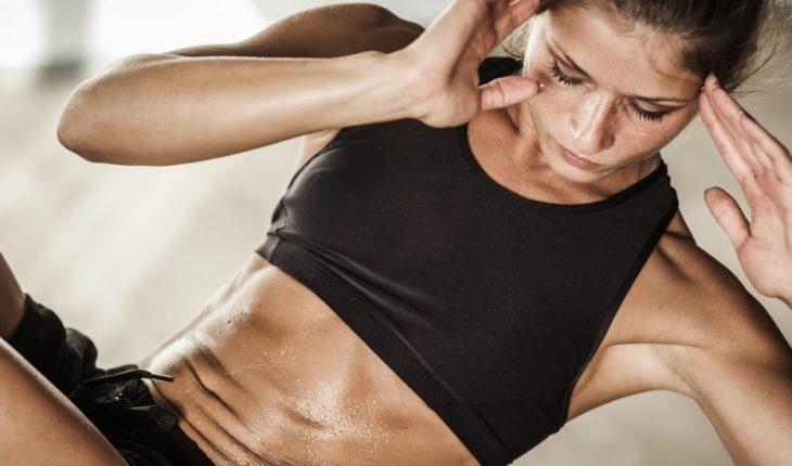 Qué tipo de ejercicios abdominales son más efectivos