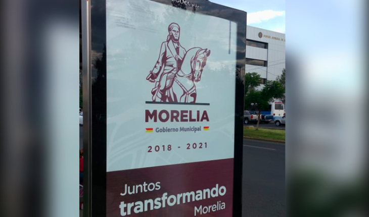 Raúl Morón complains about the lack of resources and city of Morelia spend thousands in advertising