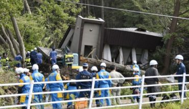 Reported 20 missing after earthquake in Japan