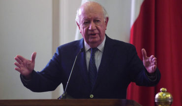 """Ricardo Lagos: """"what you put is automatically a clear-cut opinion"""""""