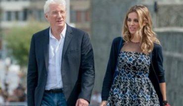 Richard Gere será papá nuevamente, a sus 69 años de vida