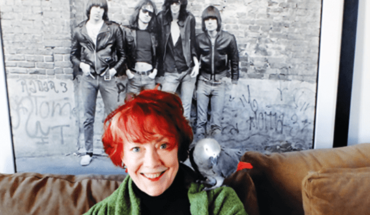 Roberta Bayley, the photographer of The Ramones, presents his exhibition in Buenos Aires