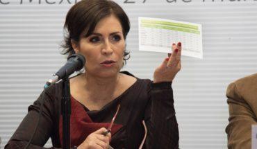 Rosario Robles es un chivo expiatorio, dice AMLO