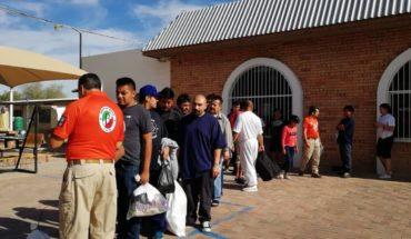 Saturated migrants Ciudad Juarez | DISCUSSION
