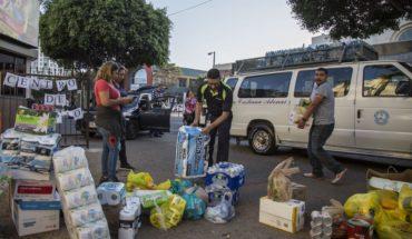 #SinaloaNosNecesita: Estos son los centros de acopio para ayudar