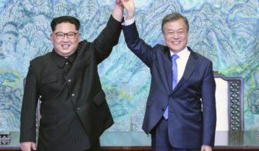 "South Korea seeks to establish peace ""irreversible"" with North Korea"