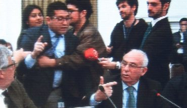 Student debtor faced Sergio BITAR in the midst of the Research Commission by the falls in Congress