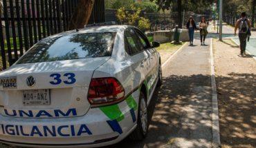 Suspended coordinator monitoring of UNAM